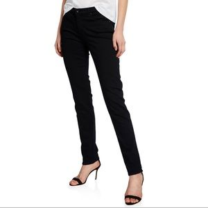 AG Prima Mid-Rise Cigarette Jeans - Black
